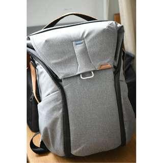 Peak Design Everyday Backpack 20L - Grey