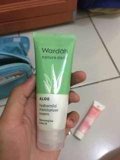 Wardah moisturizer cream