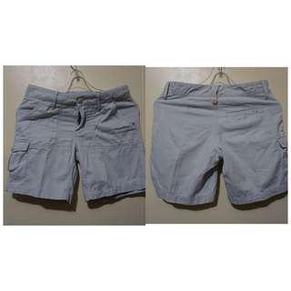Roxy Off white Walking Shorts