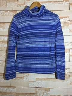 Knitted Stripes Sweater