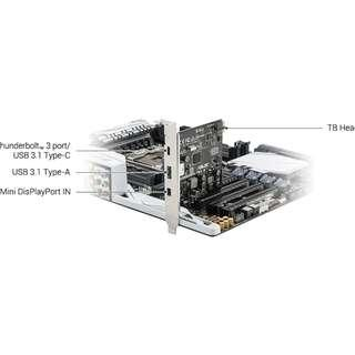 ASUS THUNDERBOLTEX 3 TB3 PCI-E CARD