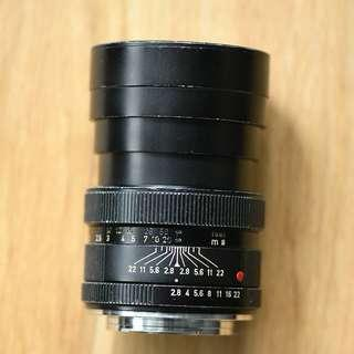 Leica Elmarit-R 90mm/F2.8 Ver.I V1