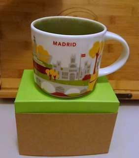 🚚 星巴克馬德里城市杯