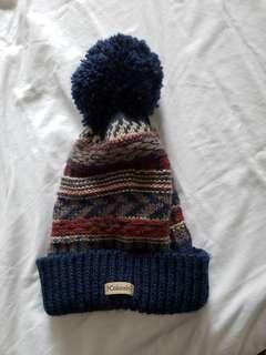99%新 Columbia Beanie 冷帽