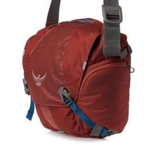 Osprey Flapjack Courier Messenger Bag Orange