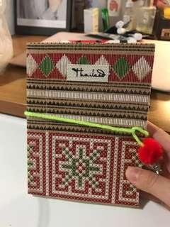 泰國筆記本 Thailand notebook