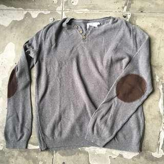 TOPMAN grey outer