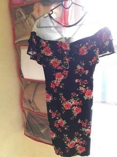 Dress mini flowers