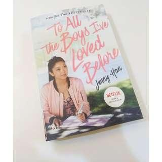 NEW PAPERBACK To All the Boys I've Loved before Jenny Han