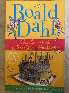 Roald Dahl (Charlie and the Chocolate Factory)