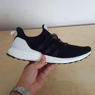 UK 8.5 / US 9 Ultra Boost x Wood Wood