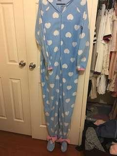Daisy Duck onesie from Disney