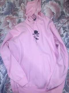 Pink Acid Reign Juliet Hoodie (XL)