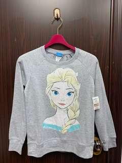 全新Disney 公主棉質上衣(10-12歲碼) 送平郵