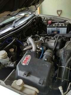 Mitsubishi Troton Lite Turbo