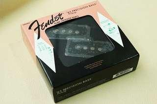 Fender Pure Vintage 63's Pbass pickups #OCT10