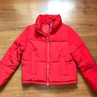 H&M puffer/bubble jacket