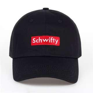Rick and Morty Schwifty Baseball Cap