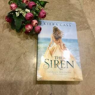 BRAND NEW: The Siren by Keira Cass