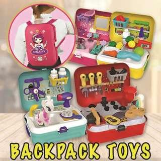 BACKPACK TOYS