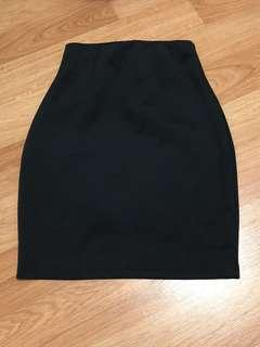 Supre Black pencil skirt