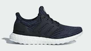 Ultra boost 4.0 x parley navy blue