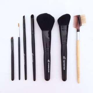 EcoTools E.L.F. Make Up Brush Set 化妝掃