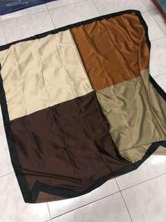 Zara silk scarve