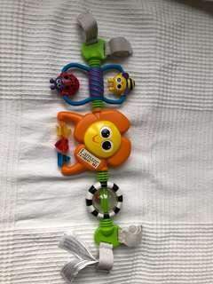 Lamaze stroller toy