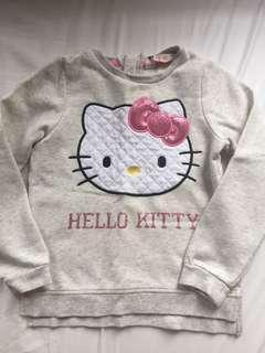 Hello Kitty Light Sweater