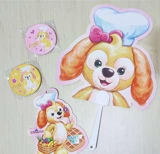 徴收Disney Cookie 禮物