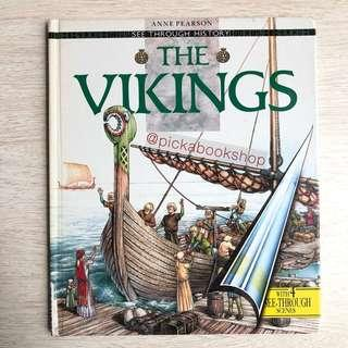 The Vikings (See Through History) Hardcover  by Anne Pearson  (Author)