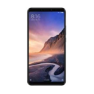 Kredit Xiaomi Mi Max 3 6/128Gb Black New