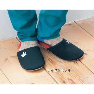 日本代購 【DISNEY】 家居拖鞋 SIZE M / L