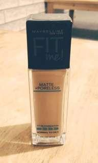 Fondation fit me matte poreless