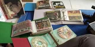 Clear room.psp cds,more 200 pcs..