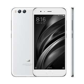 Kredit Xiaomi Mi 6 White 6/64Gb New