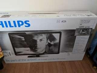 Philips LCD TV 6000 LED series