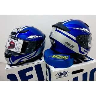 Shoei Z7 Yamaha Racing