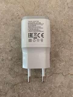 LG 1.8A USB power adapter