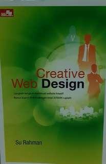 Creative web design by Su Rahman