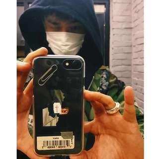 PO dean kwon hyuk phone cover