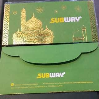 Green Packet Subway