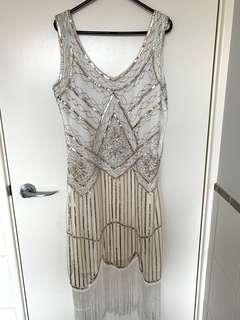 1920s Gatsby/ Flapper Dress