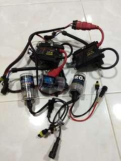 H11 HID 12v