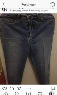 jeans(SECOND) 3 item,,size29/30