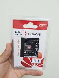 HUAWEI Y3ii HB505076RBC 2150MAH BATTERY ORIGINAL QUALITY