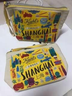 Kielh's pouch / wristlet