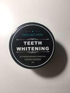 Charcoal Teeth whitening BRAND NEW