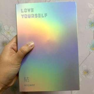 BTS Love Yourself Answer L Version